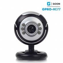 GPRO-HC77 PC카메라 PC캠 화상카메라 웹캠 웹카메라 화상캠