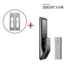 시공포함 디지털도어락 SHP-DP710 리모컨형/번호키