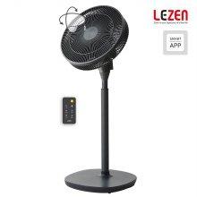 *앱연동 + BLDC* 상하좌우회전 선풍기 LZDF-TR830 다크그레이