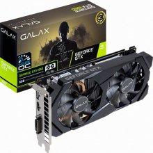 갤럭시 GALAX 지포스 GTX 1660 BLACK D D5 6GB