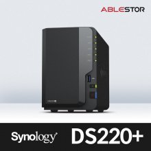 [ABLESTOR] Synology DS220PLUS(케이스)
