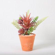 조화 다육식물 다육이 미니화분 믹스부쉬 30cm