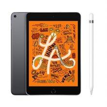 아이패드미니 5 ipad mini 5 WIFI 64G 스페이스 그레이 MUQW2KH/A +애플펜슬 1세대 MK0C2KH/A 패키지