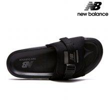 뉴발란스 공용 여름 쪼리 슬리퍼 신발 SD2152BBW