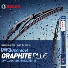 보쉬그라파이트플러스/클리어비전 와이퍼 400mm