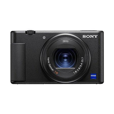 [한정수량]컴팩트/브이로그 카메라 ZV-1[블랙]