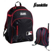 프랭클린 MLB 야구 백팩 C3 (23396) (블랙레드)