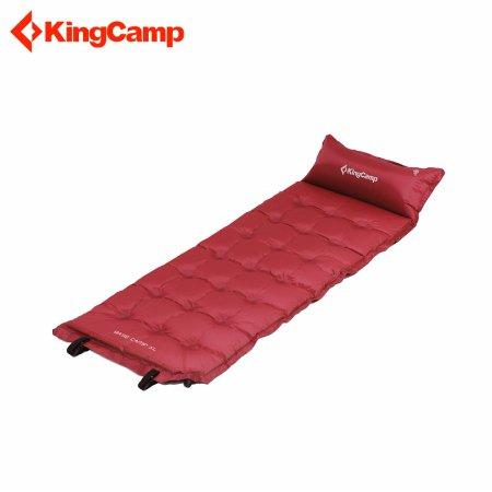 KINGCAMP 베이스 캠프 XL 자충매트 레드 KM3559