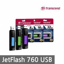 트랜센드 JetFlash 760 128GB USB메모리 블랙