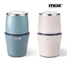 커피그라인더 원두분쇄기 DM-150 (아이보리/블러쉬그린)