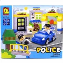 (옥스포드) 토틀블록 - 폴리스 NP2392 어린이용품/31EF0E