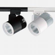 LED 스포트라이트 스팟 소프트라인 원통 레일조명 COB 30W