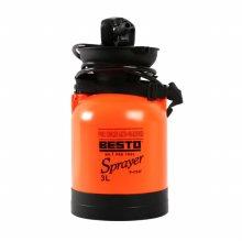 베스토 압축분무기 B-CS3F 3리터