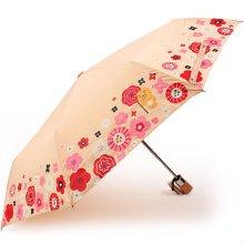 카카오프렌즈 블로썸 완전 자동우산 라이언 학생우산