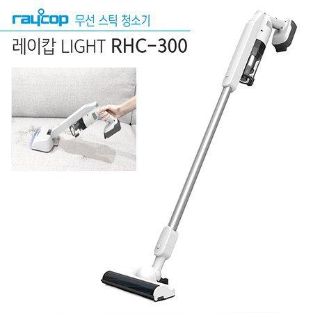 [중급 리퍼상품 단순변심 / L.POINT 2.5만점 증정] 레이캅 라이트 무선 청소기 RHC-300