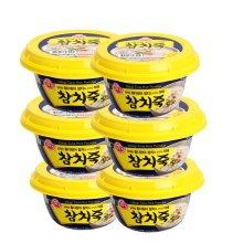 오뚜기 참치죽(상온) 285g 6개