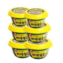 오뚜기 계란야채죽(상온) 285g 6개