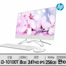 HP 24-df0048KR 올인원 일체형PC/10세대 i3/SSD 256GB/8GB/윈도우10