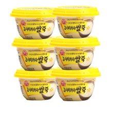 오뚜기 고시히카리쌀죽(상온) 285g 6개