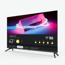 109cm google android TV BT50 / A43I [벽걸이 설치(상하형)]