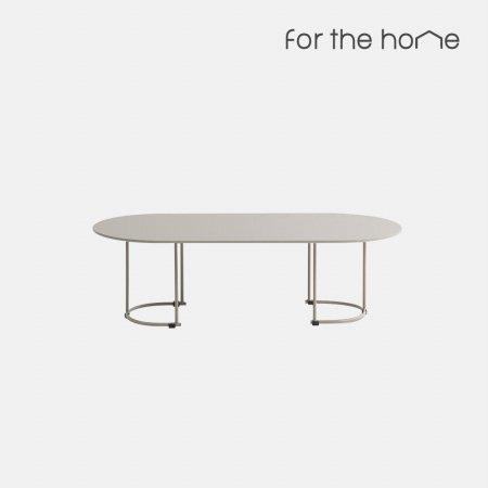 [AR체험][비밀특가] 플랫 리빙 거실 테이블 (낮은형)