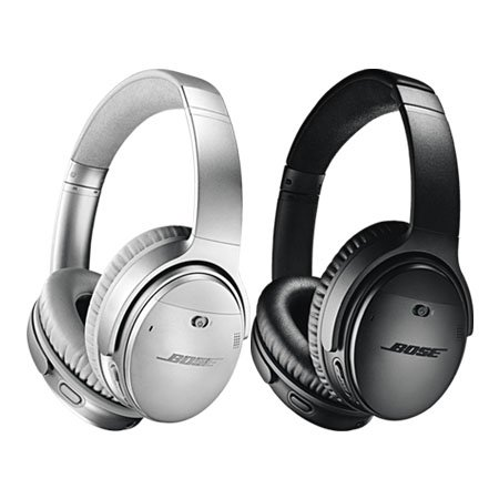 BOSE QC35 2/콰이어트 컴포트35 2 블루투스 헤드폰[QC35II][노이즈캔슬링/구글 어시스턴트 지원]