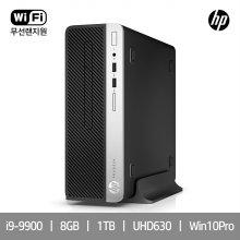 프로데스크 400 G6 SFF 6EF22AV i9-9900 8GB/1TB/Win10Pro