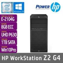 Workstation Z2 G4 7AA99PA E-2104G 8GB/1TB HDD/Win10Pro