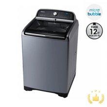 일반세탁기 WWF18GDRK [18kg/대용량세탁/마이크로버블/컨트롤패널/슬라이드 안전도어/실버]