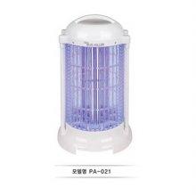 해충퇴치기 PA-021 [스탠드형/ 12W 일체형 램프장착/ 연기,냄새없음]