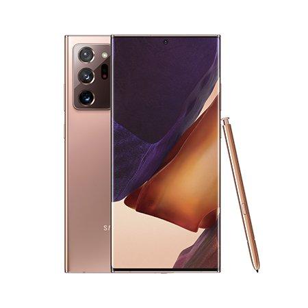 [자급제] 갤럭시노트20 울트라, 256GB, 미스틱브론즈, SM-N986NZNEKOO