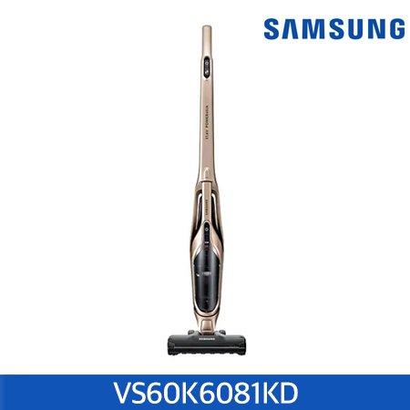 [최상급 리퍼상품 단순변심 / L.POINT 1만점 증정] 삼성 스틱청소기 VS60K6081KD
