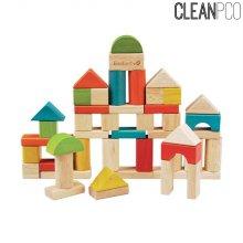원통쌓기블록 블록 교육용 장난감/65D182