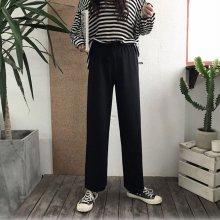 여성 허리밴딩 트레이닝팬츠 운동복 활동복 홈웨어