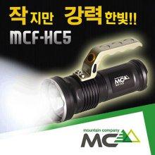 [마운틴컴퍼니] MCF-HC5_LED후레쉬_800루멘_충전식