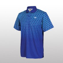 토맥스 벌집 블루 남성 티셔츠 스포츠웨어