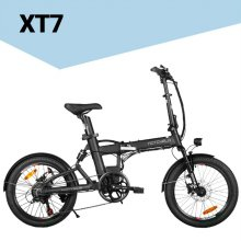 XT7 전기자전거 모터 350W 배터리 17.5Ah [화이트/PAS]