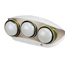 시력보호 3구 욕실히터 UMH-7033B