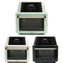 올스텐 대용량 오븐 에어프라이어 KHD-16L (그린)