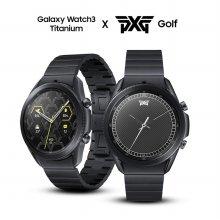 [PXG 에디션] 삼성 갤럭시 워치3 골프에디션 45mm (티타늄 바디)