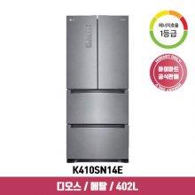 [NEW]  김치냉장고 K410SN14E (402L/ 스탠드형/ 1등급)