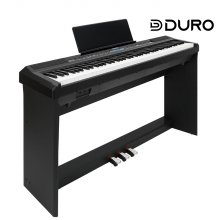 (~2월28일) 정품HSP5증정 듀로 H3 블랙 88해머 전자 디지털피아노