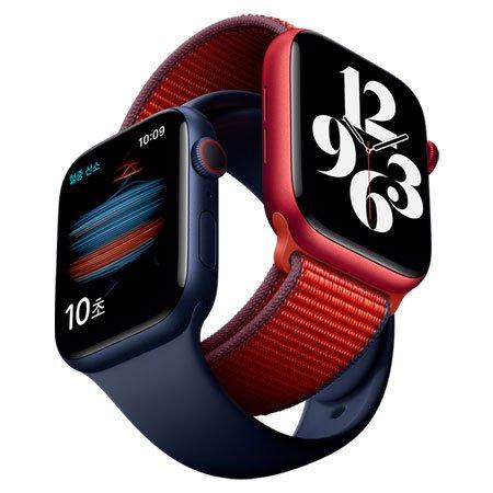 [예약판매][10/5부터순차배송] 애플워치6 선택하기