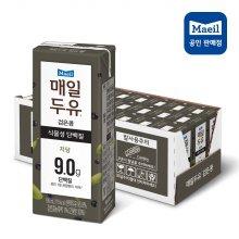 매일두유 무가당 검은콩 190ml 24팩
