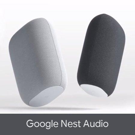 [국내정품]구글 네스트 오디오 AI 블루투스 스피커[Google Nest Audio]