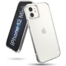 [빅하트세일특가][정식출시 할인특가] 아이폰12 미니 케이스 링케퓨전 클리어매트