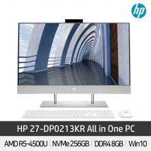 HP 일체형 PC 27-DP0213KR 27 라이젠R5 Win10홈 홈스쿨링 올인원