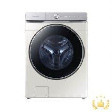 드럼 세탁기 WF24T8500KE [24KG/심플컨트롤/버블워시/무세제통세척/삶음세탁/AI맞춤세탁/10년무상보증/그레이지]