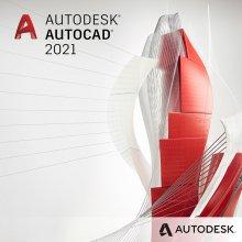 AUTODESK AUTOCAD 2021 (1년신규라이선스)