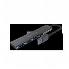 씽크웨이 CORE D4A 울트라씬 USB3.0 4포트허브(TYPE-A)